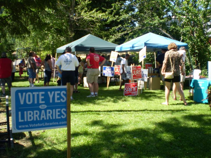 Vote yes for libraries